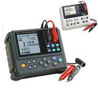 Resistance Meters and Battery Testers