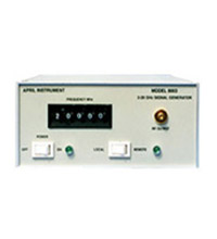 April Model 8003 Signal Generator