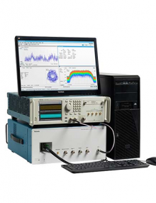 Tektronix RSA7100 Real-Time Spectrum Analyzer