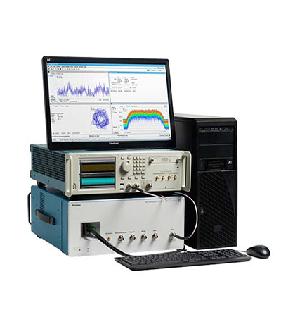 Tektronix RSA7100 Real-Time Spectrum Analyzer