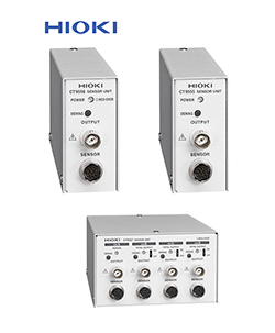 Hioki Launches Three Sensor Units High Precision Current Sensors