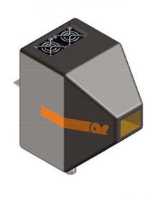 Amplifier Research Model AA18G26-50 Broadband Field Generating
