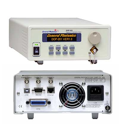 General Photonics DOP 201 Degree Polarization Meter