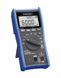 Hioki Digital Multimeter DT4255 Fuse-protected Terminals