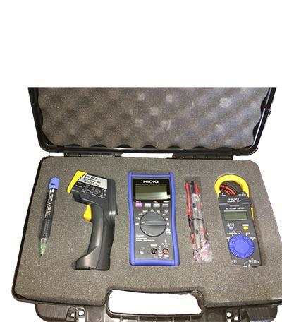 Hioki HPK-1 Contractors Kit