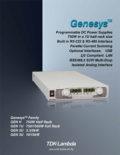TDK-Lambda Genesys 1U Half Rack 750W Programmable DC