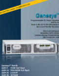 TDK-Lambda Genesys 2U 5kW Programmable DC Power Supply
