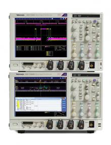 Tektronix MSO71604C Analog Channels Digital Channels Signal Mixed Oscilloscope