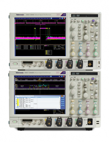 Tektronix MSO71254C Analog Channels Digital Channels Signal Mixed Oscilloscope