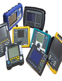 Power and Power Quality Analyzers