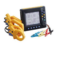 Power Quality Analyzers and Power/Energy Loggers
