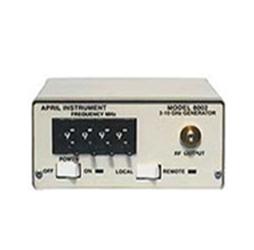 April Model 8002 Signal Generator