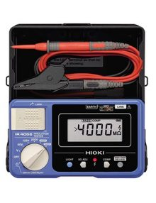 Hioki Digital Insulation Tester IR4056