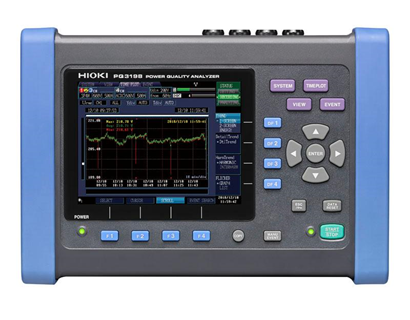 HIOKI Launches Power Quality Analyzer PQ3198