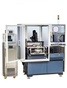 Cascade TESLA200 automated wafer power device characterization
