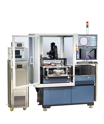 Cascade TESLA200 automated wafer power device characterization
