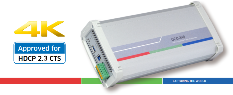 Unigraf UCD-340 USB-C Test Device