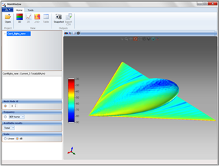 Nexio CAPITOLE-RCS : Radar signature software