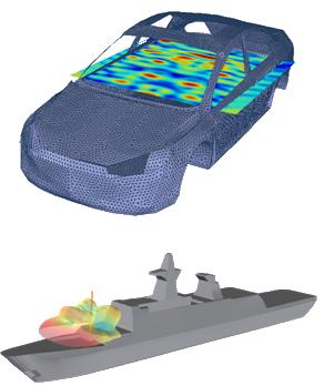 Nexio CAPITOLE-RF : Antenna design software